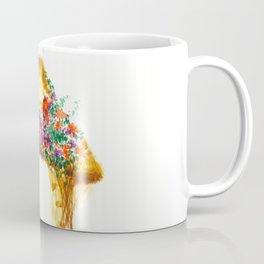 Flower Bungalow Coffee Mug
