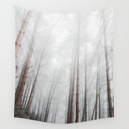 into the woods I go to find my soul Wall Tapestry