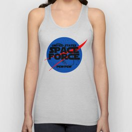 Space Force 2 Unisex Tank Top