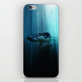 Polar migration iPhone Skin