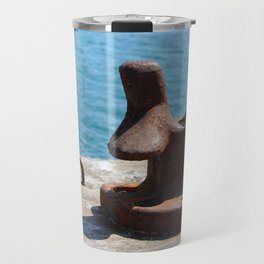 Mooring Downings Donegal Travel Mug