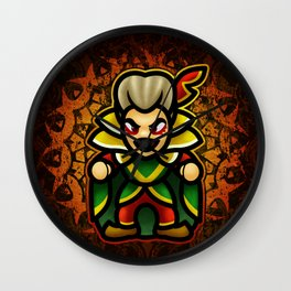 Kefka Wall Clock