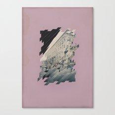 p a l a z z o s t r i s c i a t o Canvas Print