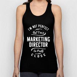 Marketing Director Unisex Tank Top