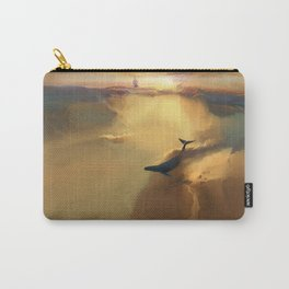 In the sea of gold Carry-All Pouch