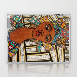 Lady of Orleans Print Laptop & iPad Skin