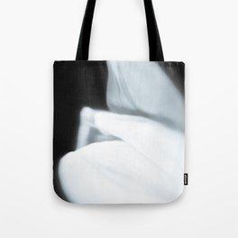 Caressing spring Tote Bag