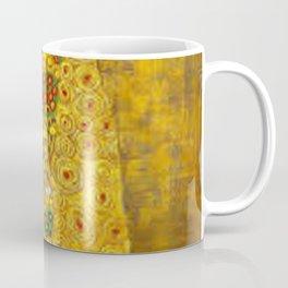 The Kiss Gustav Klimt Coffee Mug