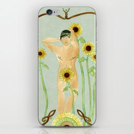 Step into the sunlight iPhone Skin