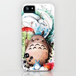 The Crossover iPhone Case