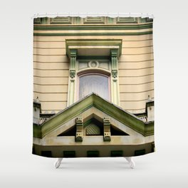 Laid Back Shower Curtain