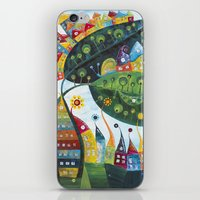 snail iPhone & iPod Skins featuring Snail by Annabies