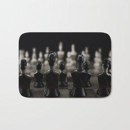 Chess pieces Bath Mat