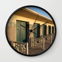 Deauville 1b Wall Clock