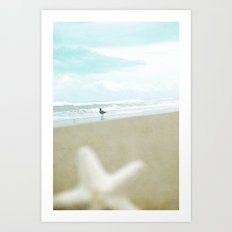 A Perfect Day Art Print