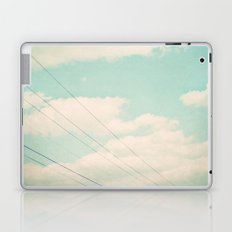 April sky Laptop & iPad Skin