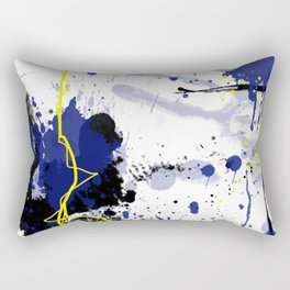 Cobalt Rectangular Pillow