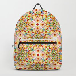 Pretty Pastel Carousel Backpack