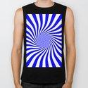 Swirl (Blue/White) by 10813apparel