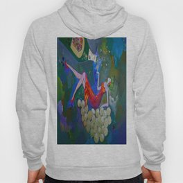 Chardonnay Label Art for BIN 616 Hoody