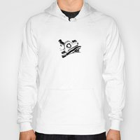 astronaut Hoodies featuring Astronaut by Ana C Diaz Cano