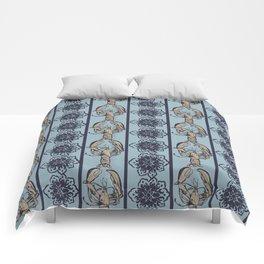 Lobster stripe Comforters