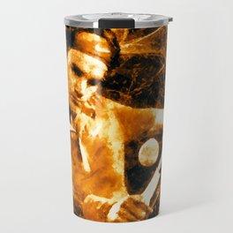Roger Federer Clay Travel Mug