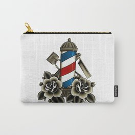 Barber's Life Carry-All Pouch