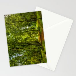 Woodland Pathway Stationery Cards
