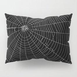 Spiders Web Pillow Sham