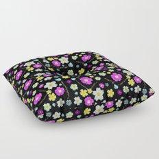 Candy Primrose Floor Pillow