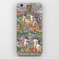 Dance of the Maypole iPhone & iPod Skin