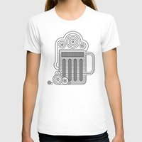 beer T-shirts featuring Beer by twincollective