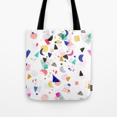 Party Confetti Tote Bag