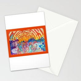 Little Creatures Stationery Cards