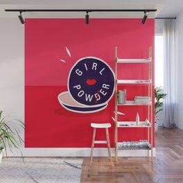 Girl Power - Morning Routine #girlpower #motivational Wall Mural