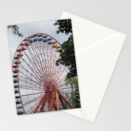 Abandoned Wheel Stationery Cards