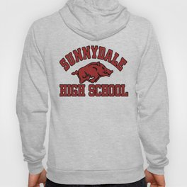 Sunnydale High Razorbacks Hoody