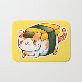 Sushi Cat Bath Mat