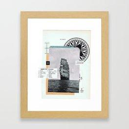 Foxtrot ••—• Framed Art Print