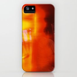 The Light was Lost iPhone Case