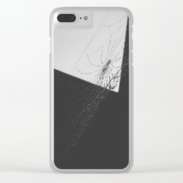 Crystallised Clear iPhone Case