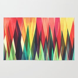 Mountain Sunset Rug