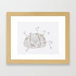 Your Mind is a Garden  Framed Art Print