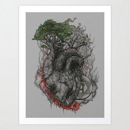 Ephemeral Eternity Art Print