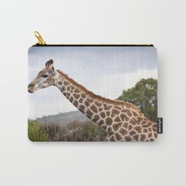 Beautiful close-up of Giraffe in South Africa Carry-All Pouch