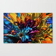 A Little Splash of Color Canvas Print
