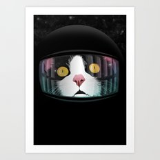It's Full of Stars! Art Print