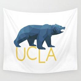 UCLA Geometric Bruin Wall Tapestry