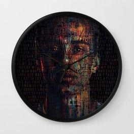 Logic - Nikki Poster Wall Clock